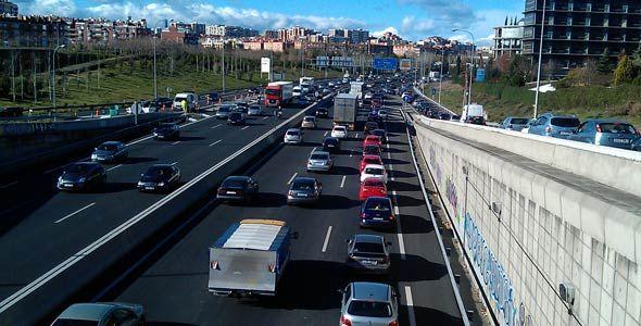 La DGT prevé 5,2 millones de desplazamientos durante el puente de San José