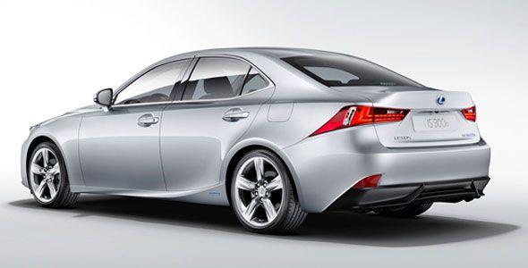 Se abre el plazo para efectuar pedidos del nuevo Lexus IS 300h, con 223 CV