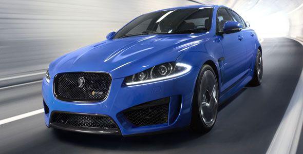 El nuevo Jaguar XFR-S debuta en Goodwood