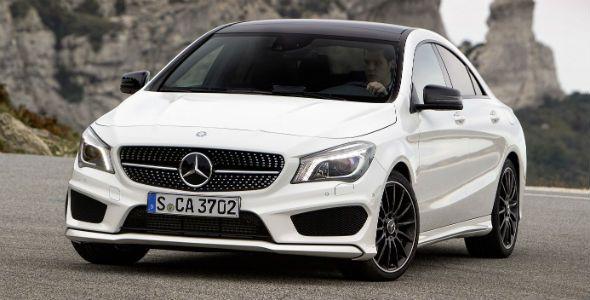 Mercedes CLA: en España el 12 de abril