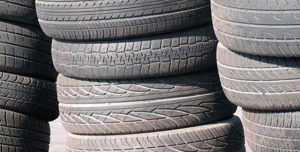 ¡Cuidado! Tus neumáticos caducan
