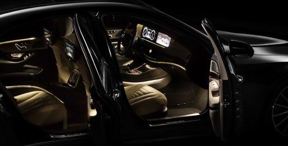 Mercedes Clase S, así es su interior