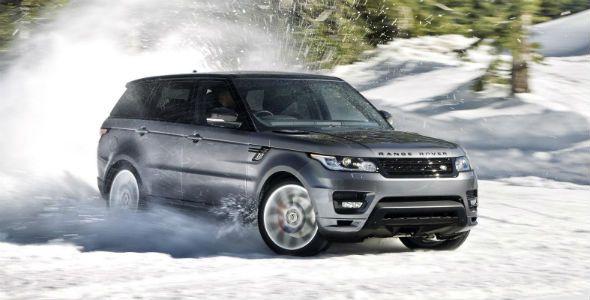 Range Rover Sport, presentado en Nueva York