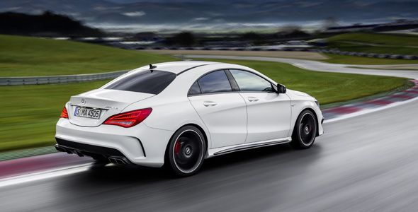 Mercedes CLA 45 AMG: desde 62.150 euros