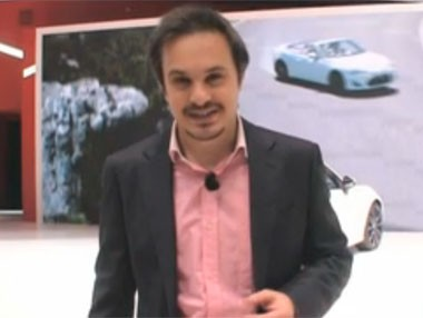 Salón del Automóvil de Ginebra 2013: Toyota FT-86 Open
