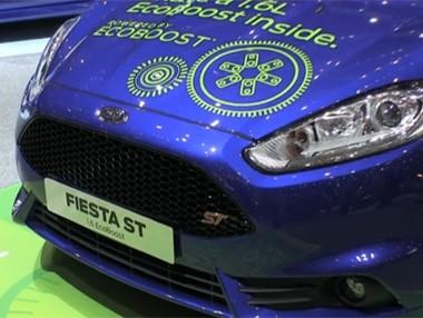 Salón de Ginebra: Ford Fiesta ST