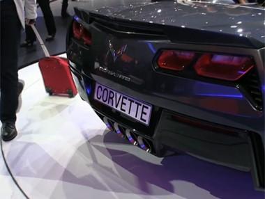 Salón de Ginebra: Chevrolet Corvette Convertible