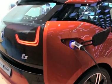 Salón de Ginebra: BMW i3