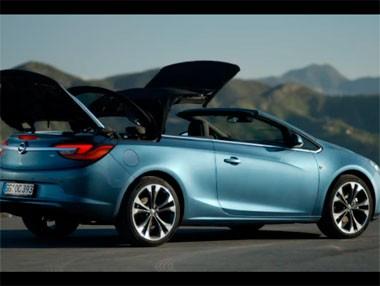 Nuevo Opel Cabrio