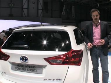 Salón de Ginebra: Toyota Auris Touring Sports