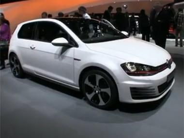 Salón de Ginebra: Volkswagen Golf GTi