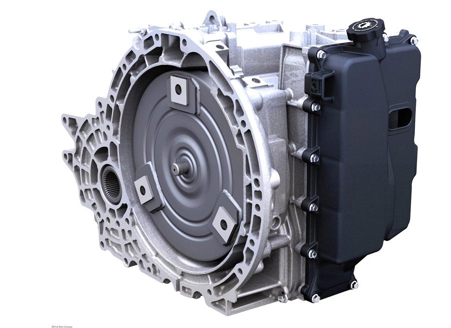 Caja de cambios Ford GM