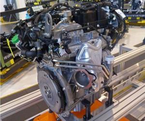 El nuevo motor EcoBoost de Ford tendrá una potencia máxima de 177 CV.