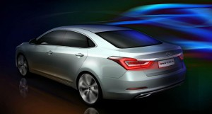 El Hyundai Mistra llegará al mercado a finales de año.