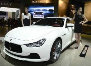 Nuevo Maserati Ghibli, el primer diésel de la marca