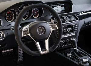 Interior del nuevo Mercedes C63 AMG Edition 507.