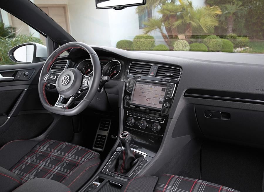 Nuevo VW Golf GTi