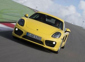 El Porsche Cayman se muestra tremendamente eficaz en un circuito.