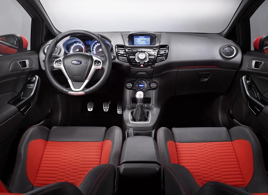 Prueba Ford Fiesta ST
