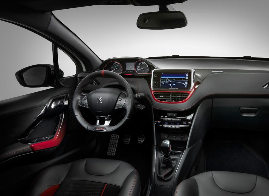 Prueba Peugeot 208 GTi,