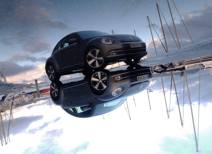 Prueba VW Beetle Design 1.6 TDi 105 CV, Vigo, Rubén Fidalgo