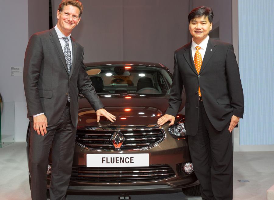 Renault Shangai 2013