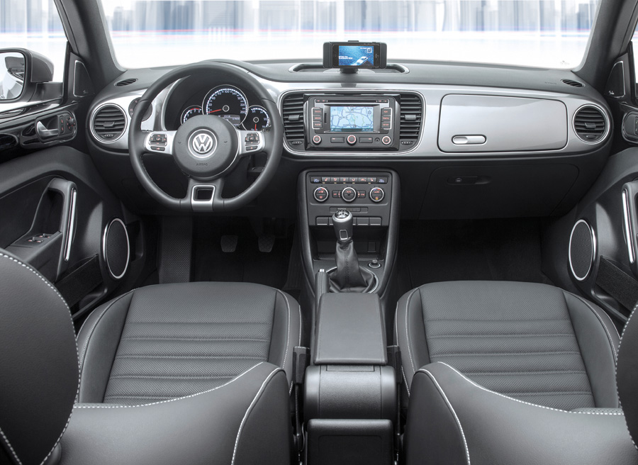 VW iBeetle Shangai 2013