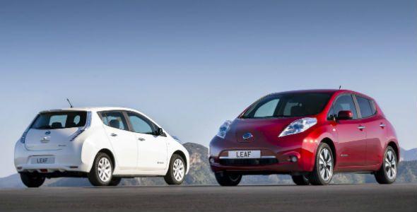 Nuevo Nissan Leaf, desde 24.000 euros