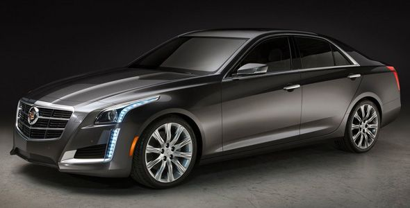 El renovado Cadillac CTS estrenará un nuevo motor V6 turbo de 420 CV
