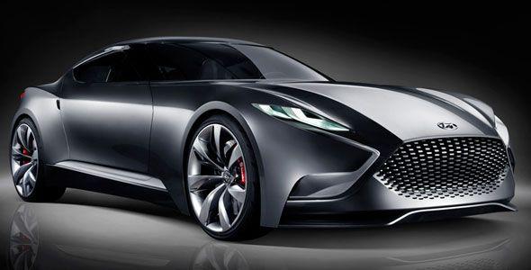 Nuevo concept Hyundai HND-9