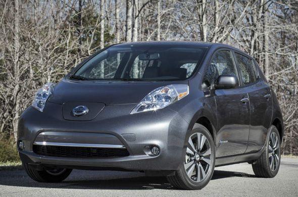 Se inicia la producción del nuevo Nissan Leaf 100% eléctrico