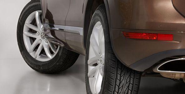 Continental lanza un nuevo neumático para todoterrenos, más seguro y eficiente