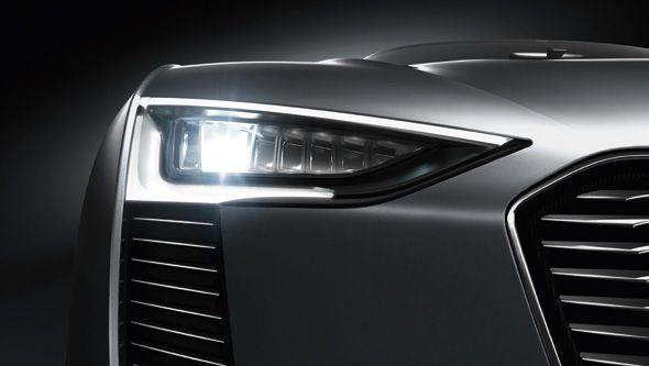 Los faros Audi 'matrix LED' adaptativos, listos a finales de año