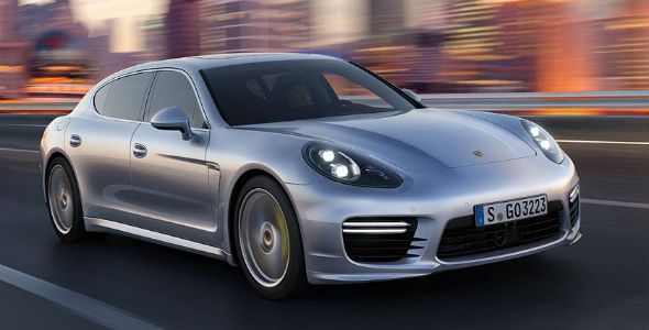 Nuevo Porsche Panamera, presentado en Shanghai