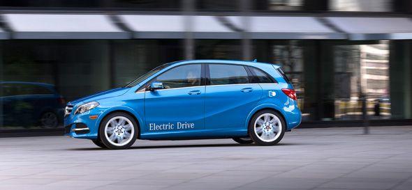 Nuevo Mercedes Clase B eléctrico, el cero emisiones con estrella