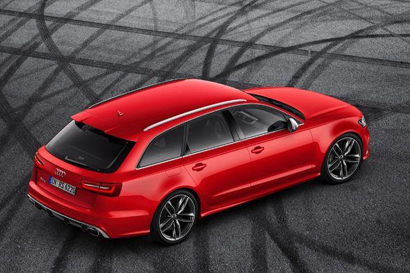 Ya a la venta en España el Audi RS 6 Avant, con 560 CV