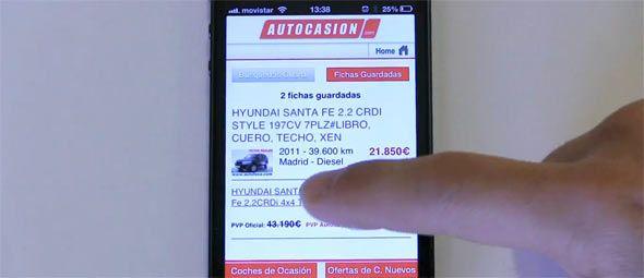 Autocasion.com, en tu móvil