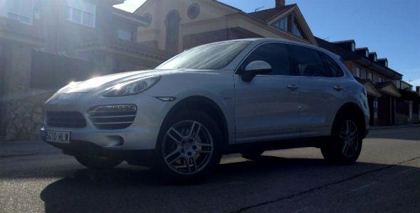 Porsche Cayenne diésel: un Porsche diferente