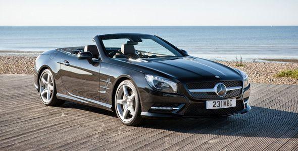 Los Mercedes SLK y SL se actualizan con más equipamiento y tecnología