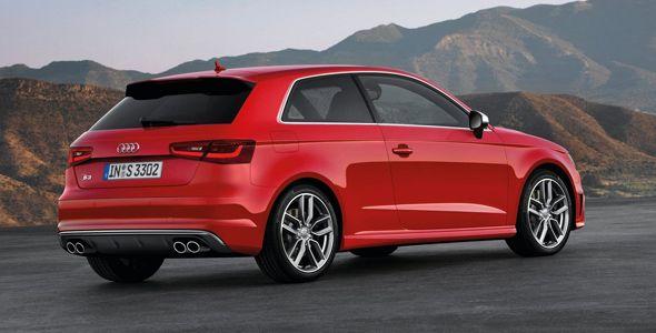 El nuevo Audi S3 llega en junio desde 42.800 euros