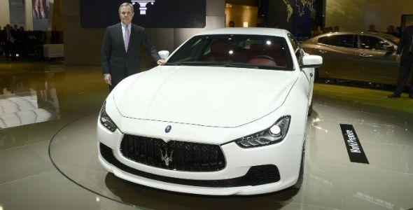 Maserati Ghibli, desde 54.600 euros