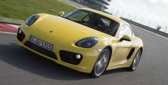 Probamos el Porsche Cayman 2013: con personalidad propia