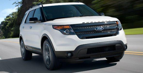 Ford inicia la producción del Explorer en Rusia
