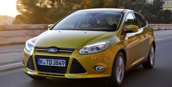 Ford Focus, el coche más vendido en el mundo en 2012