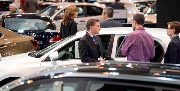 Las ventas de coches crecen en la primera mitad de abril