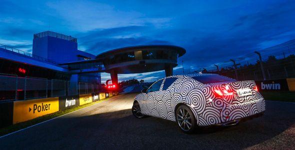 Lexus utilizará el Circuito de Jerez para pruebas que ayuden a mejorar sus futuros modelos