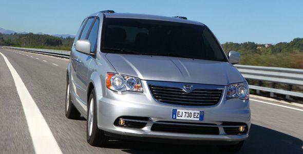 Llega el Nuevo Lancia Voyager diésel, con 178 CV