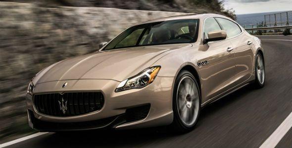 Maserati Quattroporte, por Ermenegildo Zegna