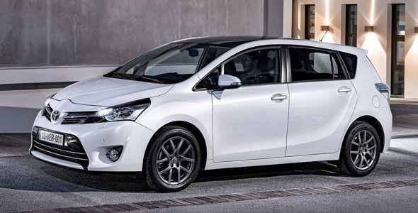 Toyota Verso: más opciones de personalización