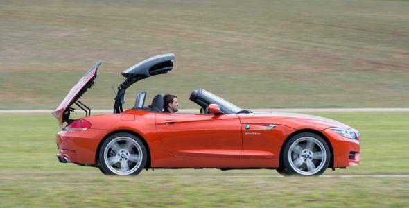 """Nuevo BMW Z4: un """"clásico moderno"""""""